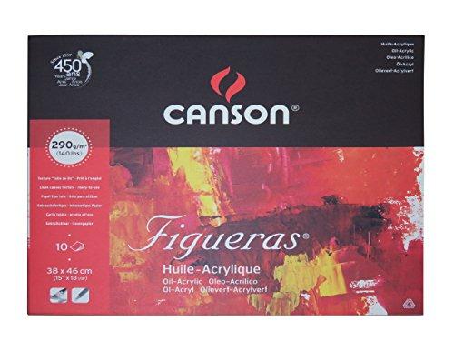 キャンソン フィゲラスパッド 38×46cm 857-223