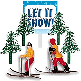 Best skiing figurines for cakes Reviews