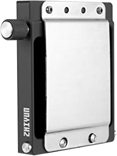 Zhiyun TransMount Quick Release Base Plate Portable WEEBILL LAB Accessories Quick Release Plate Holder Setup for Zhiyun WEEBILL LAB Crane 2 Crane 3 Lab Gimbals
