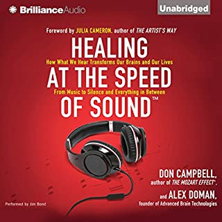 Healing at the Speed of Sound audiobook cover art