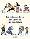 Los libros de las estaciones (estuche) (Primeros Lectores (1-5 Años) - Los Libros De Las Estaciones)