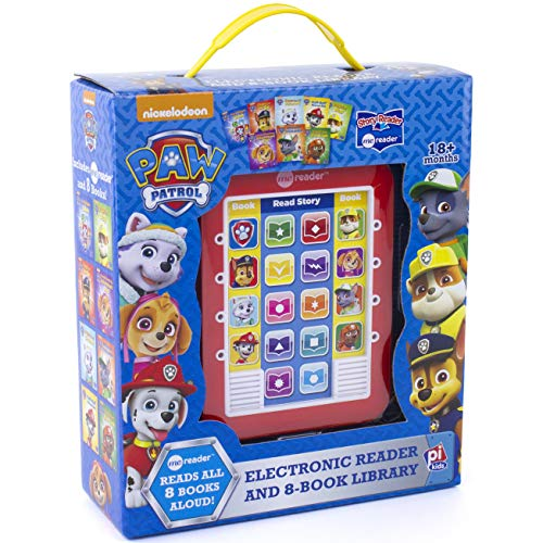 PAW Patrol Me Reader with 8 Audiobooks
