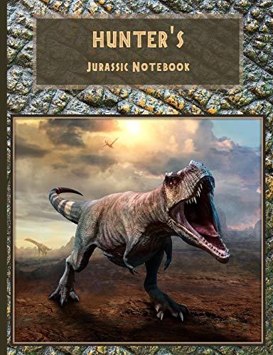 Hunter's Jurassic Notebook