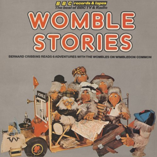 Womble Stories audiobook cover art