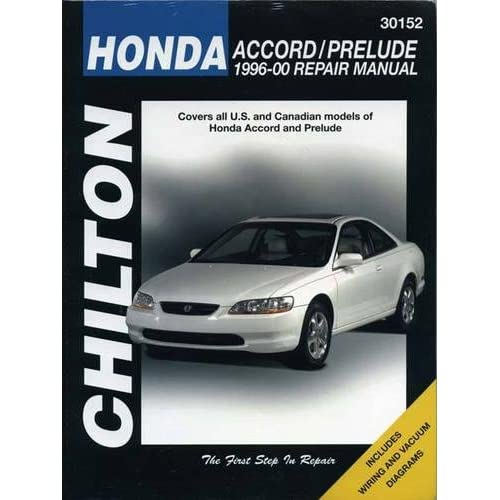 2001 honda prelude manual for sale