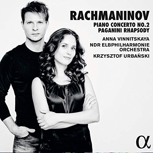 Rachmaninov: Piano Concerto No. 2 in C Minor, Op. 18 & Rhapsody on a Theme of Paganini