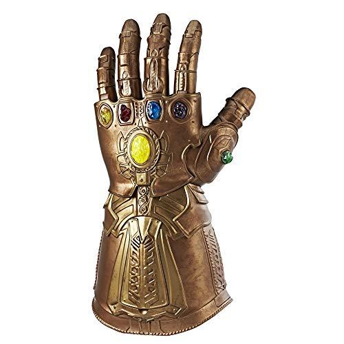 Hasbro Marvel Legends Series - Marvel Legend Guanto dell'Infinito di Thanos (Elettronico), Multicolore, E0491EU4