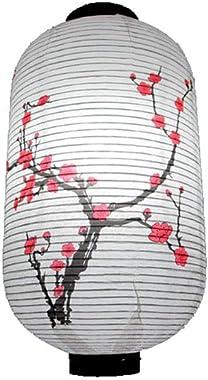 TONGTONG Lanterne Suspendue à la Main Traditionnelle de Style Japonais de 10 Pouces (Abat-Jour) pour Hôtel Sushi Bar Restaura