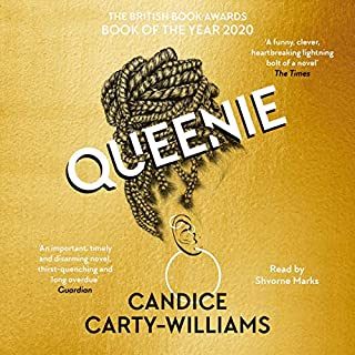 Queenie cover art