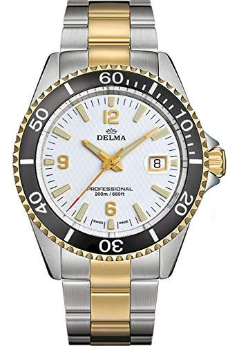 DELMA - Armbanduhr - Herren - Santiago - 52701.562.6C014