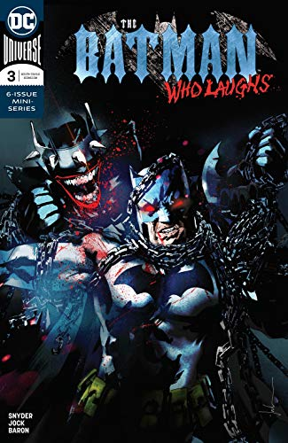 The Batman Who Laughs (2018-2019) #3 (English Edition)