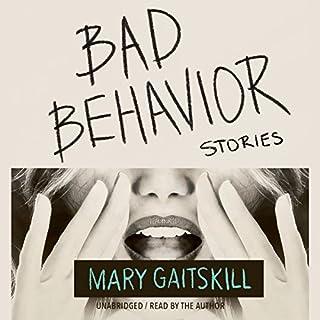 Bad Behavior audiobook cover art