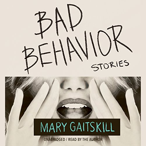 Bad Behavior audiobook cover art