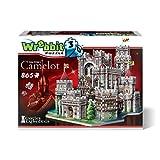 Wrebbit - Puzzle en 3D de Camelot del Rey Arturo (865 Piezas)