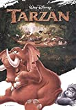 Close Up Tarzan Poster (68cm x 98cm) + weiße