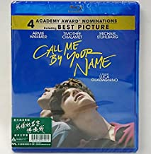 Call Me By Your Name (Region A Blu-ray) (Hong Kong Version / Chinese subtitled) 以你的名字呼喚我