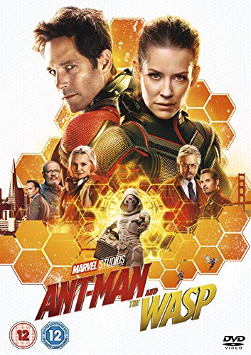 Marvel Studios Ant-Man and the Wasp [DVD] [2018]