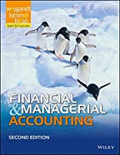Financial And Managerial Accounting, 2Ed