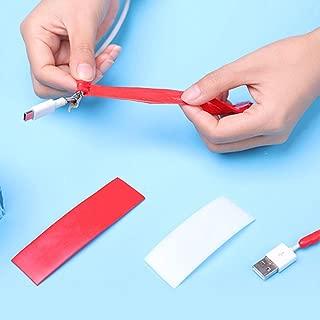 COOLEAD- マジック リペアマッド 接着剤 スターチベース ケーブル断線修理用 接着 補修 飾り DIY 手作り 手芸 工具用品 ホワイト(5セット)