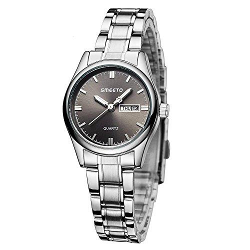 QueenL MISS6512111114 - Reloj de pulsera para mujer