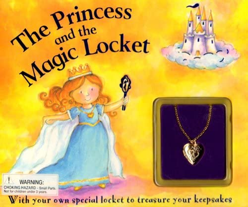 The Princess and the Magic Locket Padded Novelty Books product image