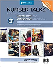 Sherry Parrish: Number Talks Common Core Edition, Grades K-5 : Helping Children Build Mental Math and Computation Strategies (Paperback); 2014 Edition