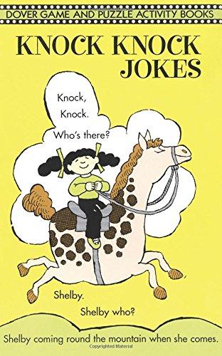 Knock Knock Jokes (Dover Children's Activity Books)