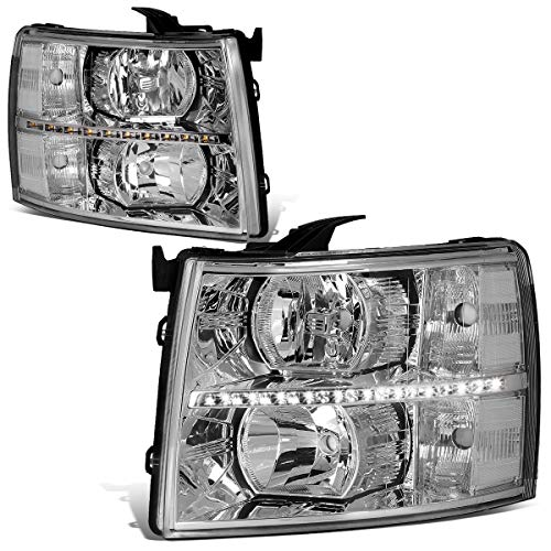 14 chevy silverado headlights - 3