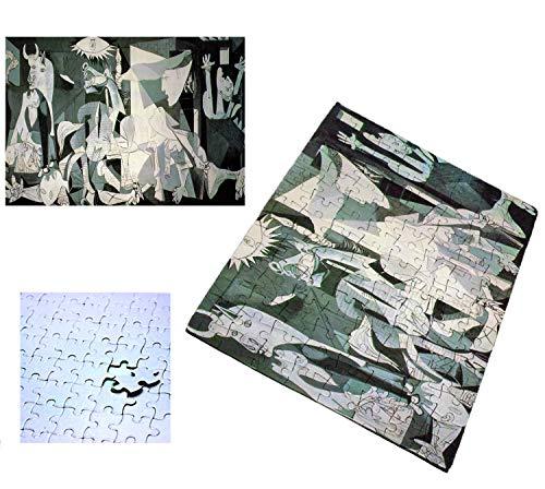 PUZZLE 120 PIEZAS EL GUERNICA DE PABLO PICASSO rompecabezas educativo puzle