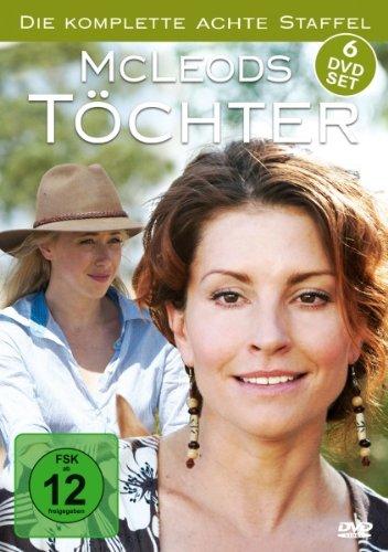 McLeods Töchter - Staffel 8 [6 DVDs]