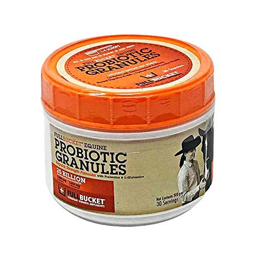 FullBucket Equine Probiotic Granules with Saccharomyces boulardii for...