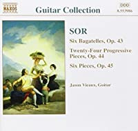 Complete Guitar Music 10 by FERNANDO SOR (1998-09-29)