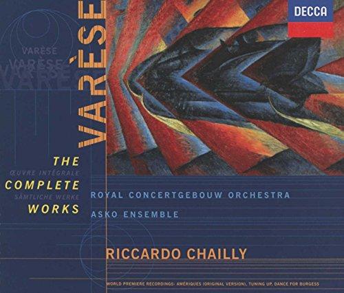 Varèse: The Complete Works