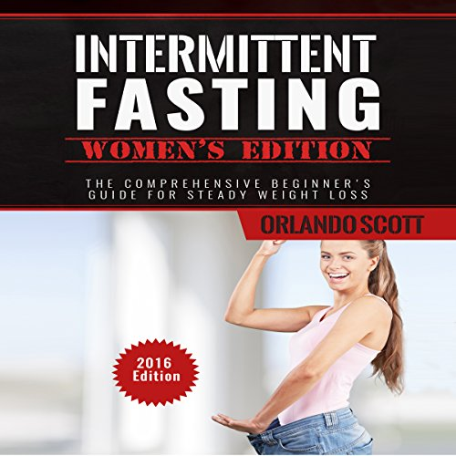 Intermittent Fasting: Womens Edition audiobook cover art