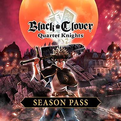 Black Clover: Quartet Knights: Black Clover: Quartet Knights Season Pass - PS4 [Digital Code]