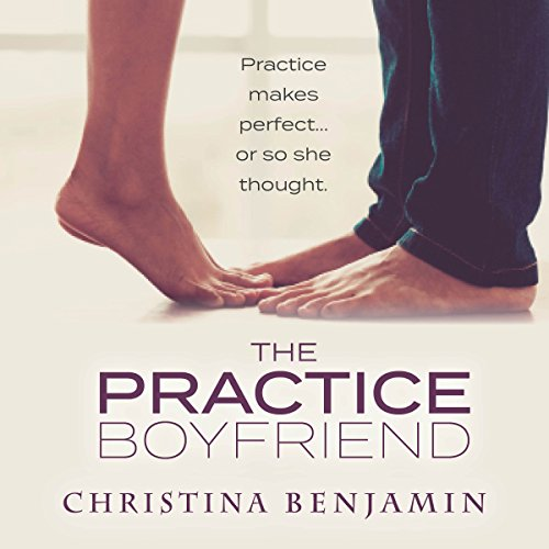 The Practice Boyfriend audiobook cover art