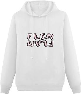 KBK Hooded Sweater Teenager Flim Flam Flamingo-Pink Casual Comfortable Fashion