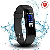 DoSmarter Fitness Tracker, Color Screen Activity Health...