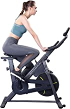 RHYTHM FUN Exercise Bike Stationary Bikes Spin Bike Indoor Cycling Bike Magnetic Resistance Exercise Bike Quiet Belt Drive...