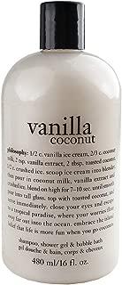 philosophy coconuts and cream gel-16 oz.