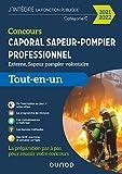 Concours Caporal sapeur-pompier professionnel 2021/2022 - Tout-en-un - Tout-en-un (2021-2022)