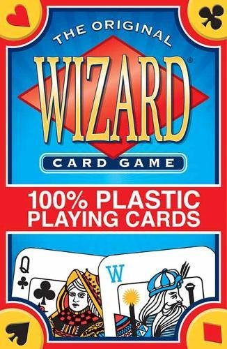 Compare Textbook Prices for Wizard Card Game 100% Plastic Playing Cards  ISBN 9781572819016 by Ken Fisher