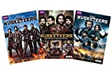 Musketeers: The Complete Series Collection: First, Second, & Third Series (Seasons 1, 2, and 3) [9-Disc Bundle Set]