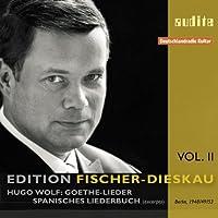 Edition Fischer-Dieskau 2 by H. Wolf (2008-10-14)