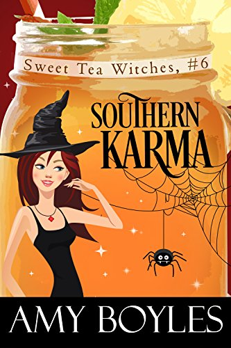 Southern Karma (Sweet Tea Witch Mysteries Book 6) (English Edition)