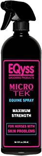 Eqyss Micro-Tek Equine Spray - Stop Scratching, Itching, and Biting