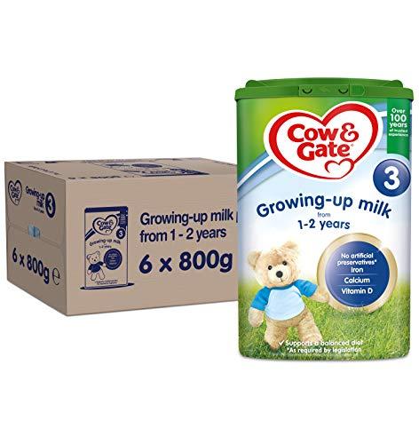 Cow & Gate 3 Toddler Baby Milk