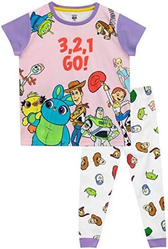 Disney Girls Toy Story Pajamas Size 4 Multicolored product image