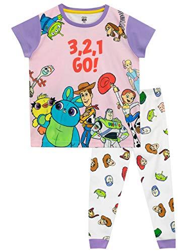 Disney Girls Toy Story Pyjamas Multicoloured Age 3 to 4 Years