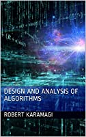 Design and Analysis of Algorithms Front Cover